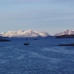 Salarøy seiler nord igjen